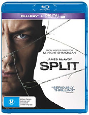 Split : NEW Blu-Ray