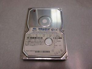 """Maxtor 20.4GB 3.5"""" IDE Desktop PC Hard Drive HDD 92041U4 5400RPM *Tested*"""