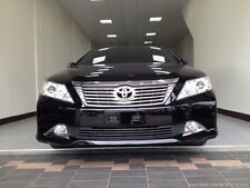 Front GRILLON & Hood Moulding CHROME for TOYOTA Camry' 12 -'14 avec o Logo