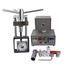 400W Dental Lab Equipment Flexible Denture Injection unit System Partial Machine