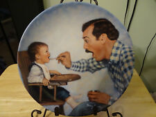"1984 Knowles China Plate ""Open Wide"" by Betsey Bradley - #4"