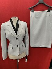 """LESUIT SKIRT SUIT/SIZE 16/NEW WITH TAG/RETAIL LENGTH 25""""/LINED"""