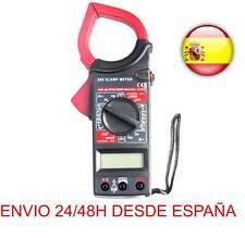 Polimetro Tester Multimetro Digital Pinza Amperimetrica
