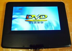 Tesco TC7PDVDAW11 portable player screen assembly SCREEN PART ONLY, NOT A PLAYER