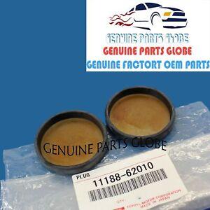 GENUINE LEXUS TOYOTA TACOMA TUNDRA 4RUNER T100 CAM HOUSING PLUG SET 11188-62010