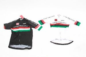 NEW Louis Garneau Premium Jersey Set (2) Men's Medium Pasadena Triathlon Club