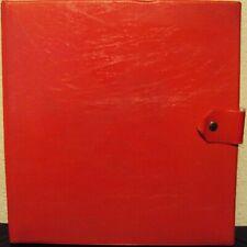 LP Album, für 20 Langspielschallplatten