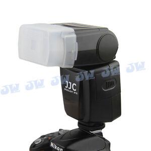 JJC Flash Diffuser Bounce Dome Cap for Speedlite NIKON SB-800 SB-50DX SB-80DX