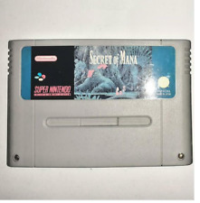 Secret of Mana - SUPER NINTENDO - SNES - PAL
