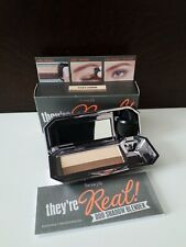Benefit They're Real Duo Shadow Blender ~ FOXY FAWN ~ Full Size New In Box