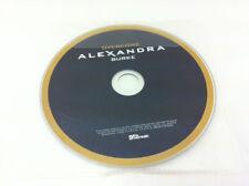 Alexandra Burke - Overcome -  DISC ONLY in Plastic Sleeve