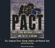 The Pact: Three Young Men Make a Promise and Fulfill a Dream by Dr Sampson...