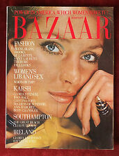 Harper's Bazaar ~ July 1972 ~ Jennifer O'Neil By Hiro Karsh Chris Von Wangenheim