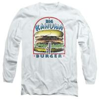 Big Kahuna Burger Pulp Fiction Reservoir Dogs Retro long sleeve tee MIRA110