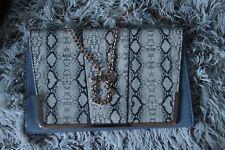 River Island Style Snake Pattern Envelope Bag from Primark