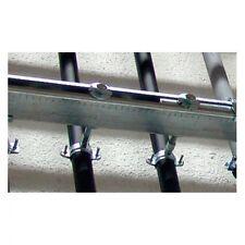 25x fischer Rohrschelle FRSN 100-106 M8/M10