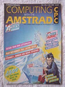77260 Vol 04 No 07 Computing With The Amstrad CPC Magazine 1988