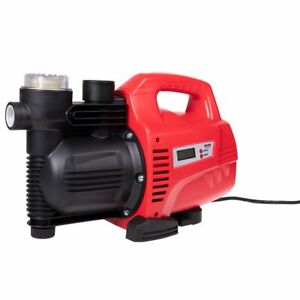 Digitaler Hauswasserautomat 800W Gartenbewässerung, Hauswasserversorgung