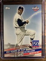 2017 Topps First Pitch #FP-1 William Shatner Baseball Card Boston Red Sox