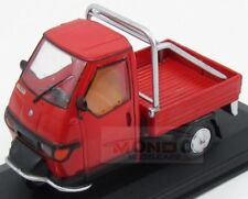 Piaggio Ape Cross Country 2000 Red Italeri 1:32 IT76813R