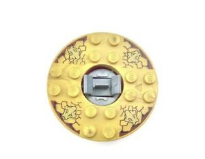 LEGO   NINJAGO SPINNER   (for COLE DX Minifigure 2170-1)   FREE FAST!