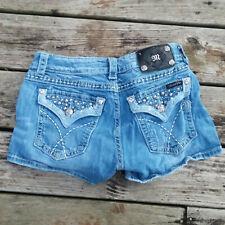 MISS ME Short Shorts Denim Size 30