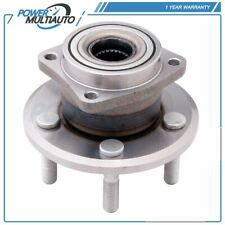 Rear Wheel Bearing & Hub Assembly Left Or Right Fits Pontiac Vibe For Toyota