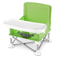 SereneLife Slbs66G Baby & Toddler Portable Booster Seat Feeding Chair