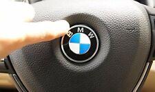 Logo Fregio Stemma Emblema Volante BMW SERIE 1 2 3 5 6 7 X 1 3 5 6 45 mm