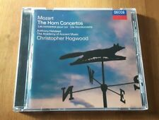 Mozart The  Horn Concertos - Academy Of Ancient Music Hogwood 1998 Decca