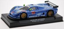 NSR 801136sw Mosler Mt900r Evo3 Britcar 24h 2010 Blue EVO 3 King 21000
