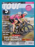 Tour Nr.5/2017 Europas Rennrad - Magazin Nr.1  ungelesen 1A  absolut TOP