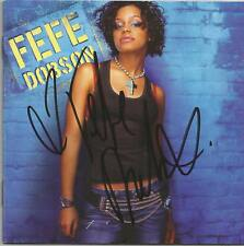 Fefe Dobson Debut CD 2003  Island Def Jam Music Group  SIGNED AUTOGRAPHED