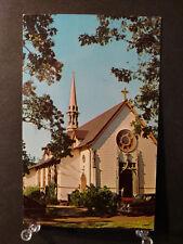 Martha's Vineyard, Mass., postcard: Our Lady of the Sea, Oak Bluffs, unused