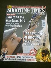 SHOOTING TIMES - SQUARE SHOOT - MAY 29 2013