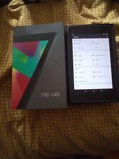 Asus Nexus 7 16GB 2012 1st gen 12 month warranty + cashback