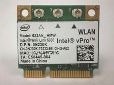 Intel WiFi LINK 5300 WIRELESS 533AN_HMW