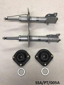 2 X Stoßdämpfer Vorne & Halterung Für Chrysler PT Cruiser 2001-2010 Ssa /