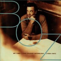 Boz Scaggs - My Time: A Boz Scaggs Anthology [1969-1997] [CD]