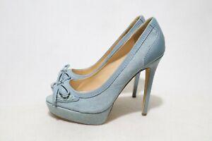 SIREN Size 8.5 Womens Peep Toe Platform Heels