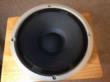 """Vintage 12"""" Zenith Audiophile Model 49-1291 Woofer 6 Ohm A-ONK Excellent Speaker"""