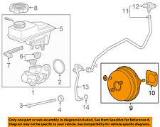 GM OEM-Power Brake Booster 23371176