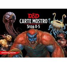 Asmodee Str4032 Dungeons & Dragons - carte Mostro Grado sfida 0-5 D&d 5.0