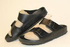 Birkenstock EVA Womens Size 8 39 Arizona Leather Slides Flat Germany Made Shoes