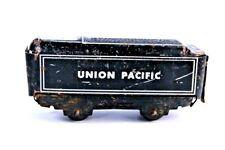 Marx Union Pacific Coal Tender Pre War Tin Plate 551 lot A