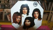"33 GIRI PICTURE DISC DEI  QUEEN ""1984 THE REACTION OPPOSITION"" EDIZIONE LIMITATA"
