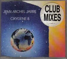 Jean Michel Jarre-Oxygene 8 Club Mixes cd maxi single