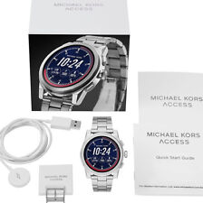 Michael Kors 2019 Access Connected Grayson Mens Android iOS Touch SmartWatch NEW