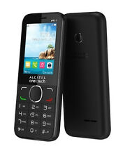 Alcatel ONETOUCH 2045 Black 3g Mobile FM Phone Unlocked