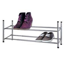 Schuhregal Verstellbar stapelbar 12Paar Schuhe Regal Schuhständer Schuhablage